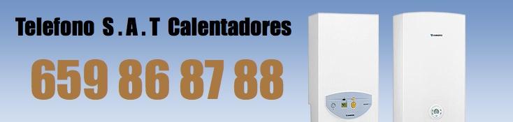 Reparaciones de Calentadores Vilafranca Del Penedes